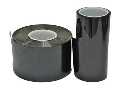 黑色遮光超薄PET胶带
